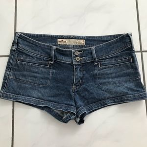 Hollister Jean Shorts (stretch)